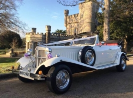 Beauford wedding car hire in Kent